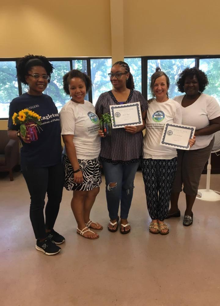 NJEJA Environmental Justice Leadership Training