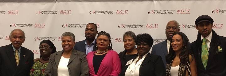 Congressional Black Caucus 2017 ALC