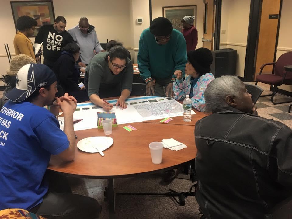 Newark Central Ward Community CSO Meeting